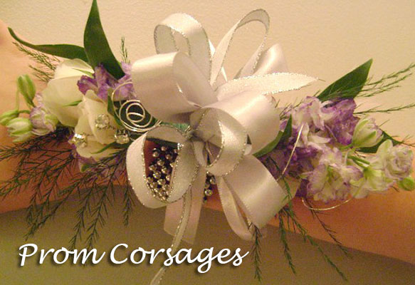 Flowers for Prom Corsages